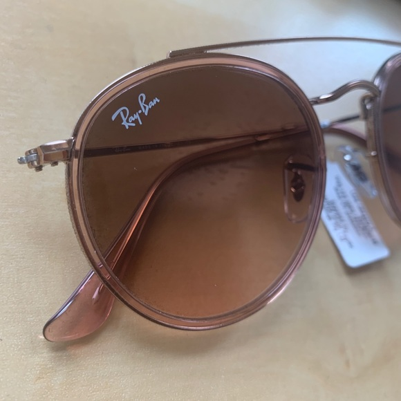4c7e02a3cd578 Ray-ban RB3647N 90697A5 51-22 145 AUTHENTIC
